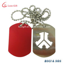 Fashion Design Blank Dog Tag for Military