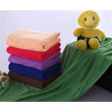 Mikrofasertuch für Badetuch, Hotel Handtuch verwendet