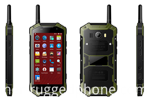 Industrial Designed Handset