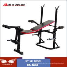 Beliebte Art Body Building Günstige Gewicht Bank zum Verkauf (ES-523)