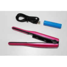 Mini Rechargeable Cordless Hair Straightener