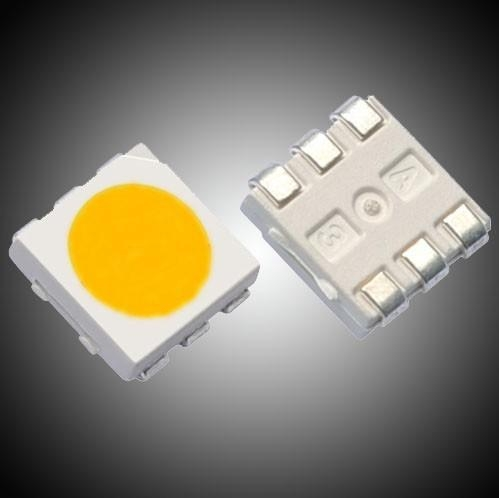 Componentes Full Color 5050 SMD LED
