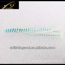Señuelos de pesca de plástico SLL049, cebo para pulpo