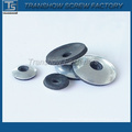 High Quality environmental EPDM Rubber / Steel Bonded Washer