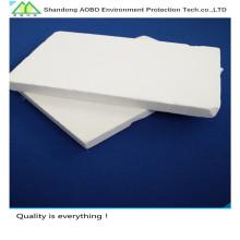 Material ignífugo resistente a la temperatura ultra alta, circonio, alúmina y material resistente al calor