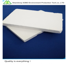 Ultra high temperature resistant fireproof material, zirconium, alumina and heat-resistant material