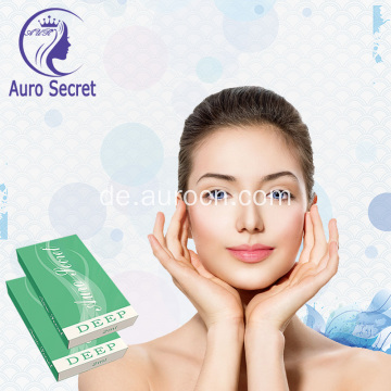Hyaluronic Acid Gel Injection Hautfüller