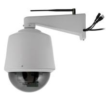 Cámara impermeable del IP de WiFi de la cámara del IP del zumbido óptico sin hilos 27X (IP-510HW)