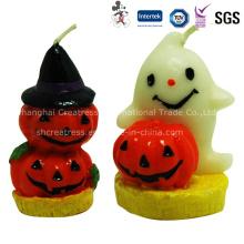 Тыквы Хэллоуин партии свечи виде