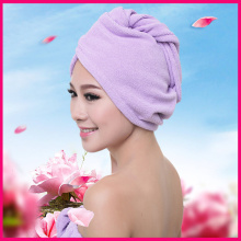 Zhengheng  Satin Fashion Double Layer Shower Cap