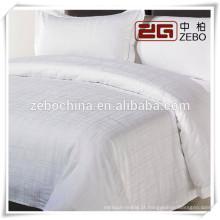 O mais popular Jacquard 4pcs Cheap Bedding Conjuntos para venda