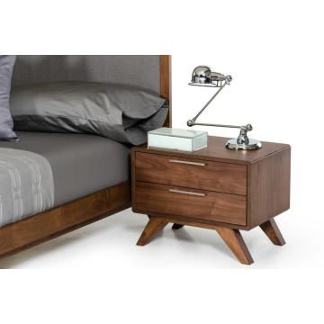 Nova Mid-Century Walnut Night stand