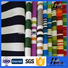 2016 novo estilo tecido de lona de algodão personalizado para o saco