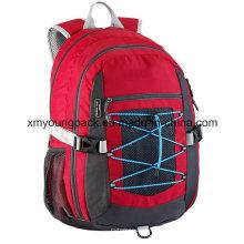 Red impermeable bolsa de viaje ligero mochila