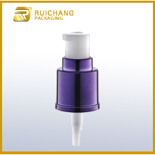 18mm uv coating lotion pump/cosmetic cream pump