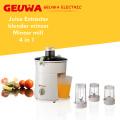 Geuwa 300W для мотора Соковыжималка с защитной блокировки зажим