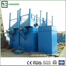 Side-Part Insert Flat-Bag Dust Collector-Lf Air Flow Treatment