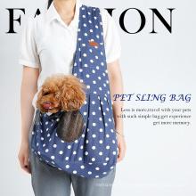 Pet Sling Carrier Bolsa de ombro para cães de gatos