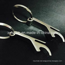 Aluminum Alloy Bottle Opener with Customized Logo