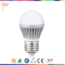 G45 LED Druckguss-Aluminiumfabrik-globale Birne 4W / 6W / 8W mit Großhandels-Tageslicht
