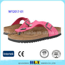 Fashion Store Women Outdoor Beach Cork Slippers