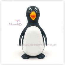 Tirelire en forme de pingouin