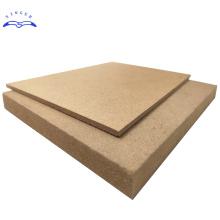 Qinge 18mm plain mdf cheap mdf sheet high quality mdf board factory