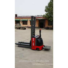 Full electric stacker in forklift(