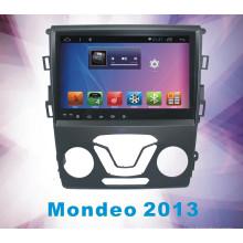Автомобильный DVD-плеер с системой Android для Mondeo 9-дюймовый сенсорный экран с навигацией и GPS