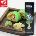prix usine pâte de wasabi japonais de l'usine de la Chine