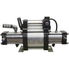 Oil Free Oilless Air Booster Gas Booster Bomba de llenado de alta presión del compresor (Tpd-40)