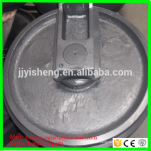 construction undercarriage parts hitachi cat pc kobelco volvo daewoo hyundai js excavator front idler