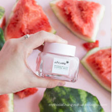 Private Label OEM Customize Watermelon Sleeping Facial Mask Anti-Aging and Anti-Wrinkle Face Mask