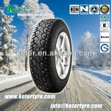 Pneu ensoleillé de marque ensoleillée pneus d'hiver PCR R19 R20 wanli