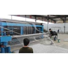 hexagonal mesh/hexagonal wire netting gabion box