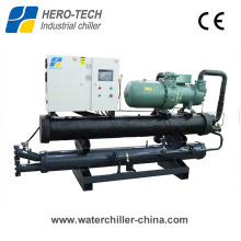 340kw Ce Standard Industrial Water Cooled Screw Chiller