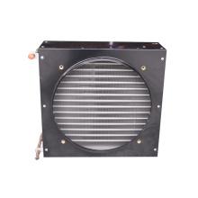 Condensador de congelador evaporador enfriado por aire pequeño tipo FNH