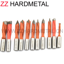 Tungsten Carbide Drill Bits for Woodworking Tool