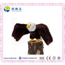 Bald Eagle Plush Stuffed Soft Materials Animal Toy