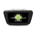 Fabrik Full touch 8 '' Doppel Din Suzuki Baleno 2015 2016 auto dvd player GPS Navigationssystem mit MP3 BT Radio Musik player