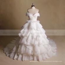Afghane nouvelle conception, musulman, blanc, une, mariée, robe, nuptiale