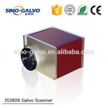 30mm aperture JS3808 laser cutting galvo head for laser cutting machine