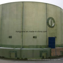 FRP or Fiberglass Clarifier of Removing Solids in Water