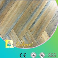 Kommerzielle 12,3 mm geprägte Eiche gewachst eingefasst Lamiente Flooring