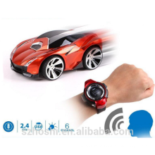 6CH Smart Watch remote control Voice control car vehicles RC car toy Watch comes Christmas gift