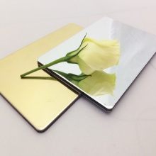 Mirror Aluminium Composite Sheets