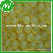 China Factory Manufacture Wholesale Boule de tamis en caoutchouc