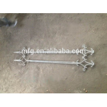 Hot Sale Popular Cast Iron Ornaments for Wrought Iron Gates, Fences, Railings,