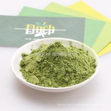 Catégorie culinaire antioxydante puissante de poudre verte certifiée organique de thé de Matcha pour l'usage dans Lattes, biscuits, smoothies, et faire cuire au four