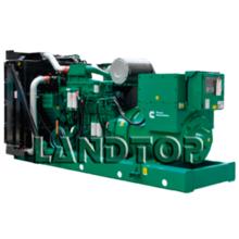 Grupo electrógeno diesel de tipo abierto 50KW / 100KW / 200KW / 300KW
